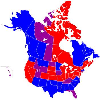 Штаты Америки начало 2ГВ