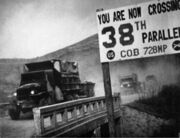 38th Parallel Crossing