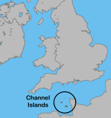 Channel islands location