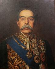 José Malhoa - Portrait of José Luciano de Castro - Google Art Project
