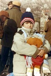 Хорватские беженцы