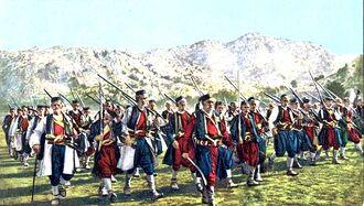 Черногорская армия