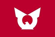 Fascist Japanese flag