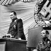 Goering Rede