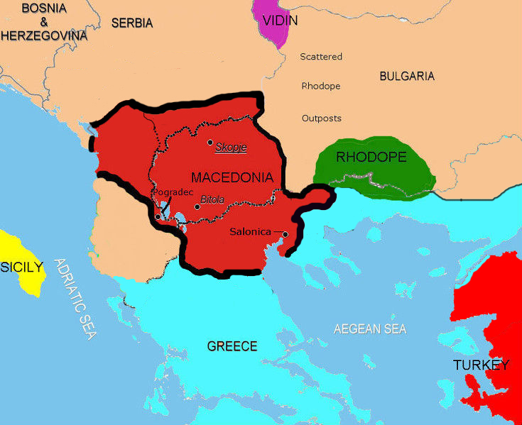 Macedonia 1983 Doomsday Alternative History FANDOM powered by