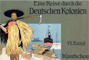 Kiautschou Buch