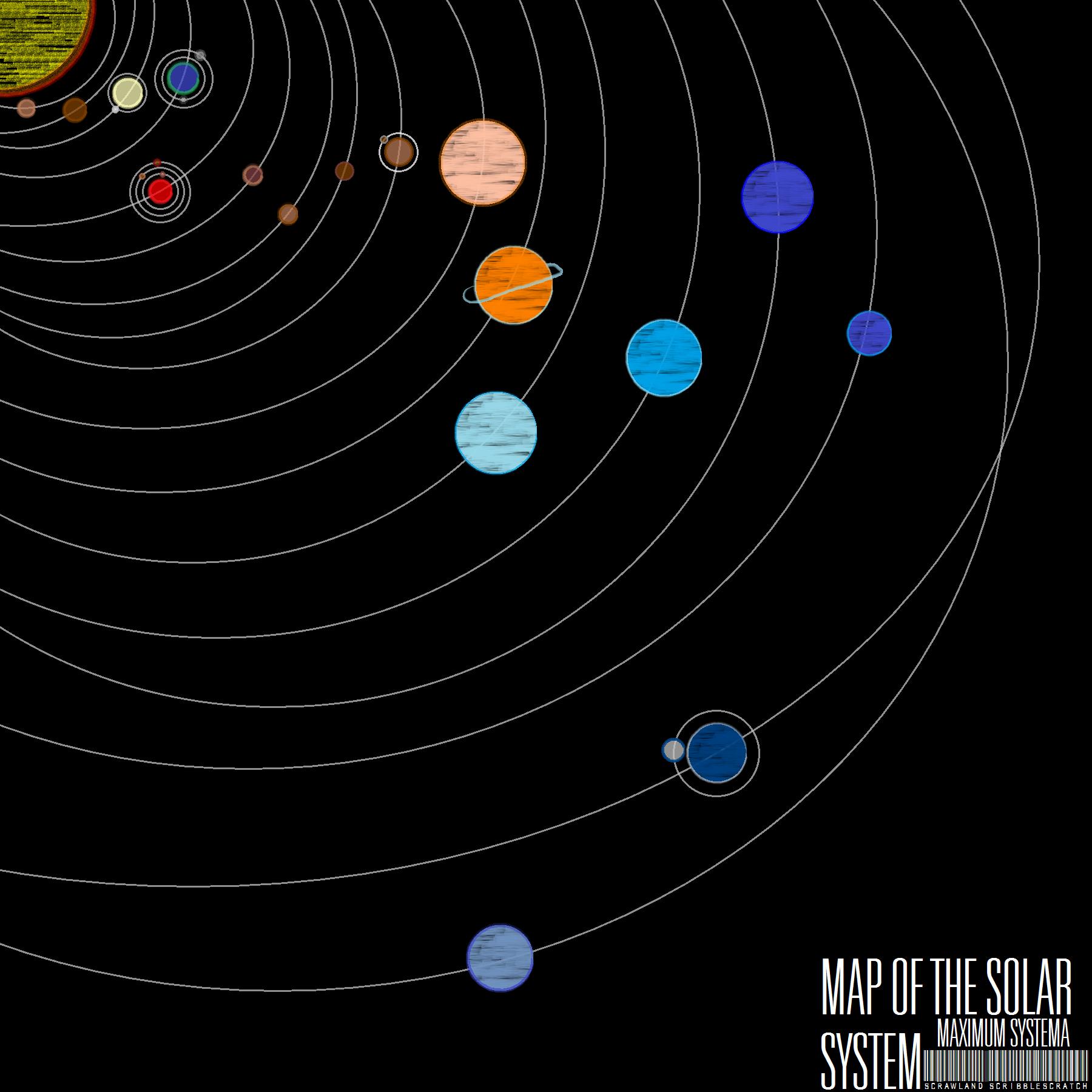 Image - MS Solar System Map.png | Alternative History | FANDOM ...