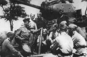 Yugoslav Army Occupying Tirana