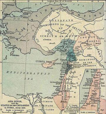 Карта Отремера