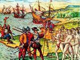 Колонизация Нового Света (Победа при Босуорте)