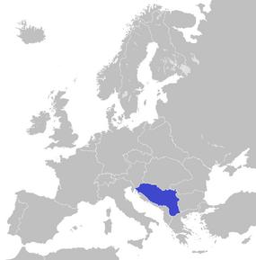 Фашистская Югославия