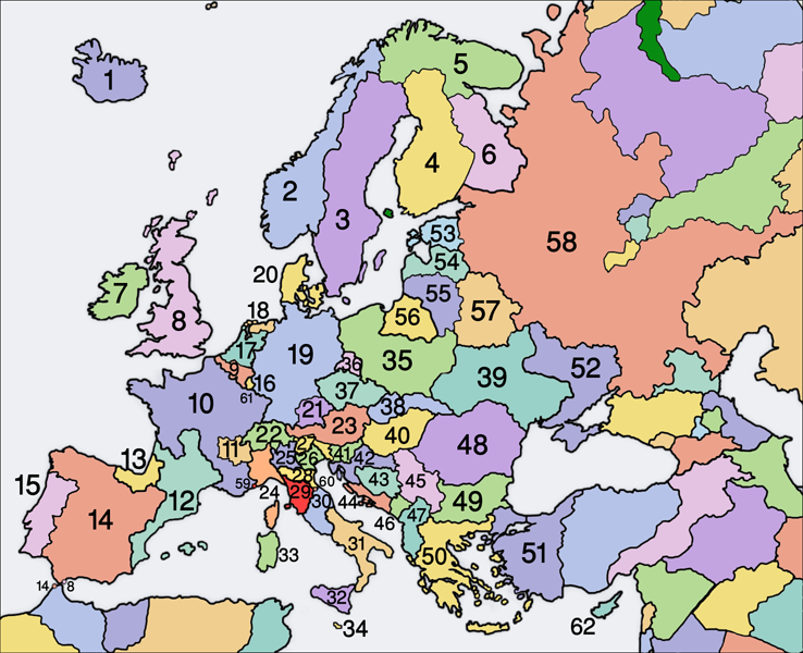 Alternative Map Of Europe.Europe Vegetarian World Alternative History Fandom Powered By