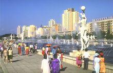 Pjongjang Zentrum