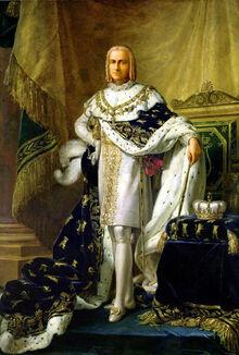 Rey Juan Pío de Montúfar (Quito, 1809)