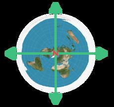 Vier Enden der Erde