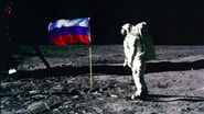 Россия на Луне