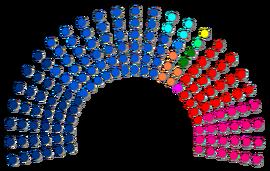 Camara de Diputados de Chile CNS 1973