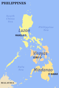 Island regions of the Philippines