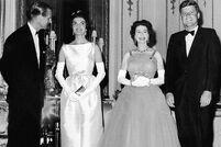 Kennedy visit to Britain