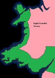 Wales end of 1778