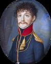 Павел Вюртембергский цветной портрет