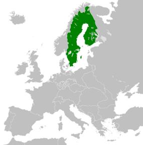 Швеция-1810
