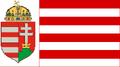 Arpadflagga hungary.png