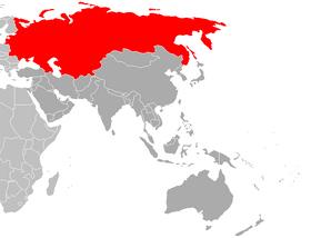 Asia mapa 1951