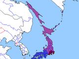 Tōhoku (Yellowstone: 1936)
