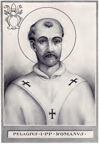 File:Pope Pelagius I Illustration.jpg
