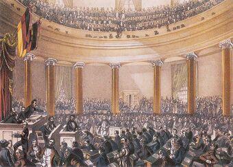 800px-Frankfurt Nationalversammlung 1848