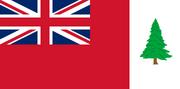 Bandera Nueva Inglaterra Británica (Propuesta)