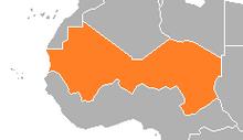 Location Songhai (SM 3rd Power)