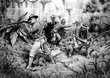 Haití combates-1911