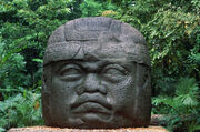 Olmec Head (The Great Lakes)