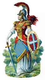 Anglia Personification (The Kalmar Union)