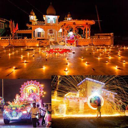 Diwali in Guyana