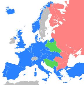 Mapa de Europa (Valkyria Triunfa)