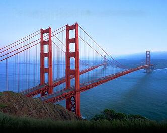 The Twin Bridge landmark (Pax Columbia)