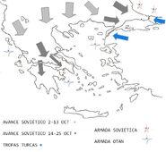 Invasión grecia
