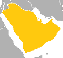 Location of Arabia (Satomi Maiden ~ Third Power)