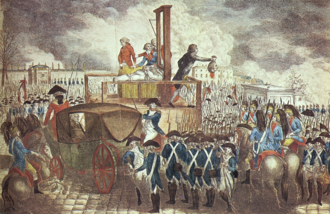 Казнь Луи XVI