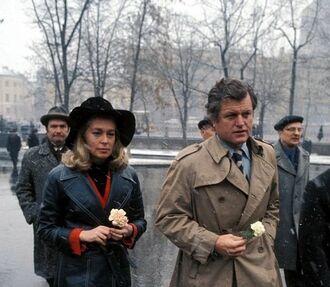 Кеннеди в Москве