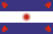 Flag of the Argentine Confederation