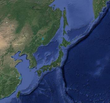 Greater Japanese Archipelago