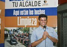 Leopoldo López como alcalde
