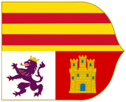 Royal Banner of Iberia PMIV 1459