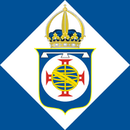 Штандарт имперского принца бразилии ОРК