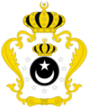 200px-Coat of arms of the Kingdom of Libya.png