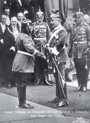 Wilhelm II, German Emperor (Central Victory) | Alternative History